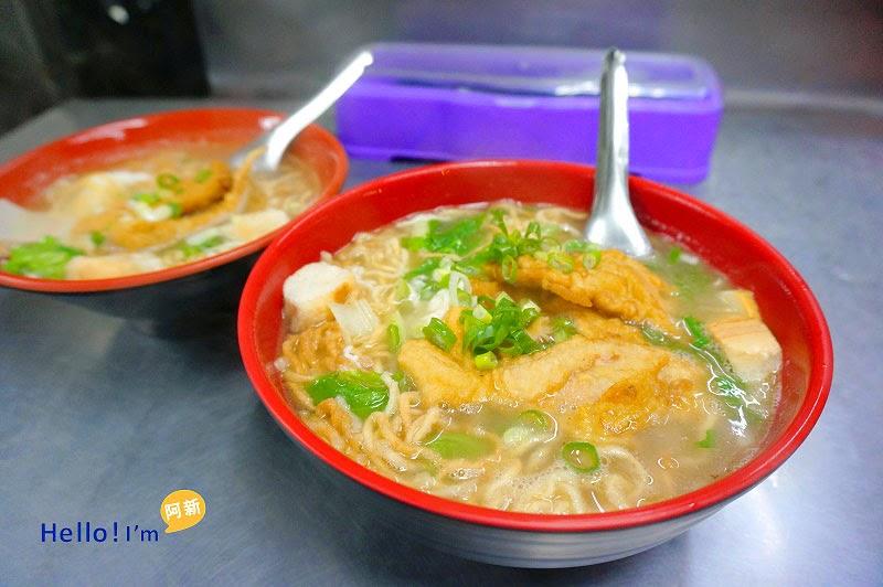 台南保安路小吃,醇涎坊鍋燒意麵-5