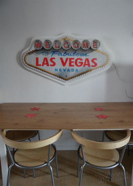 Cartel de Las Vegas.