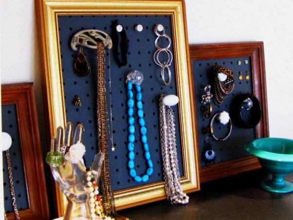 Tales Of Three Bakers Framed Jewelry Organizer