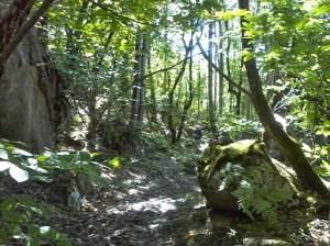 Méailles to Le Fugeret walk