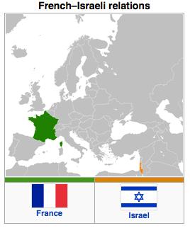 France - Israel Relations