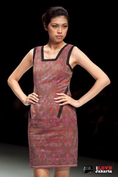 Martha Ellen_Introducing a New Line in Ikat_Indonesia Fashion Week 2013_JCC Senayan_Jakarta