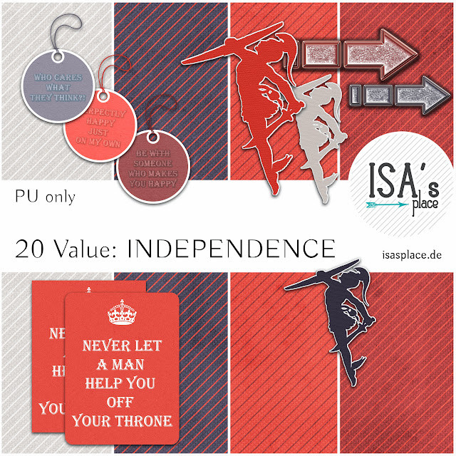 Values of Life Independence