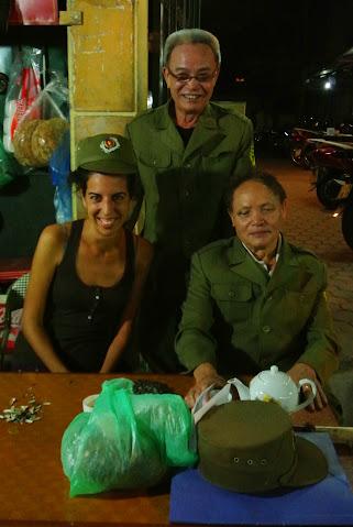 La noche en Ho Chi Minh