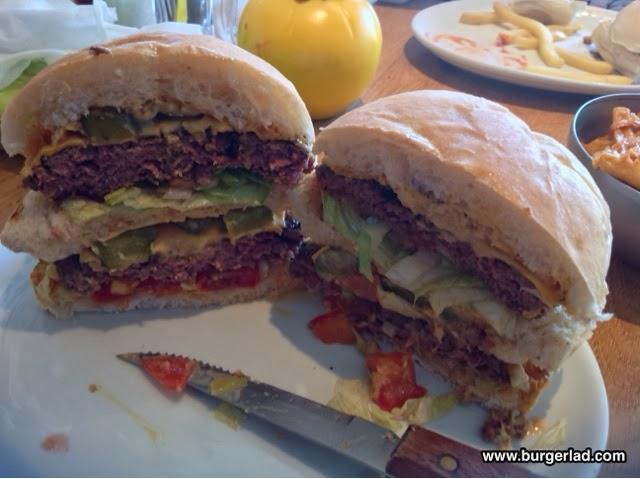 Atomic Burger McLovin Review