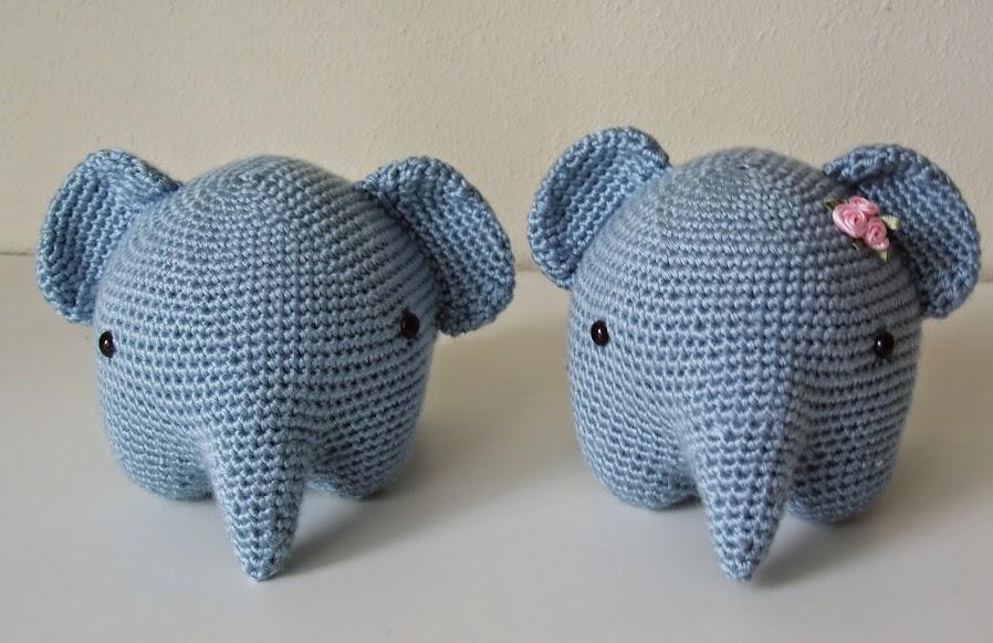 Super Cute Japanese Ami Elephants (2/2)