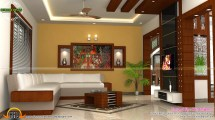 Kerala Interior Design With Cost - Home And Floor Plans