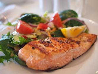 cenas saludables para bajar de peso