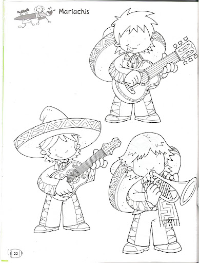 honduras Colouring Pages