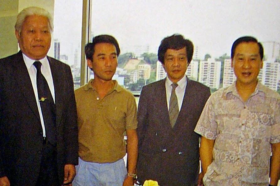 Racing World 1979~1985: 名師名師-吳志林