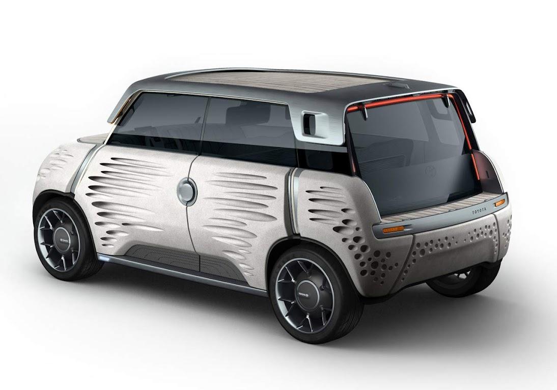 *TOYOTA ME.WE小型遊玩車:電動環保輕巧登場! 17