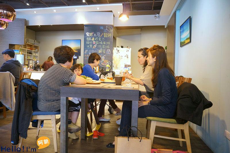 台南中西區下午茶,日光咖啡-3