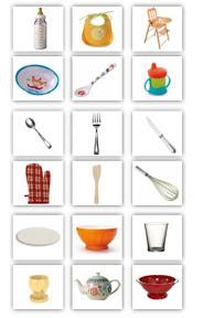 memo loto les ustensiles de cuisine