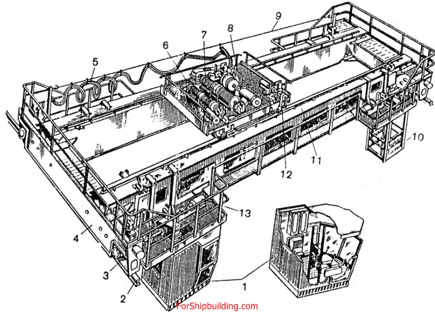 Demag Cranes Wiring Diagram. Demag. Wiring Diagram