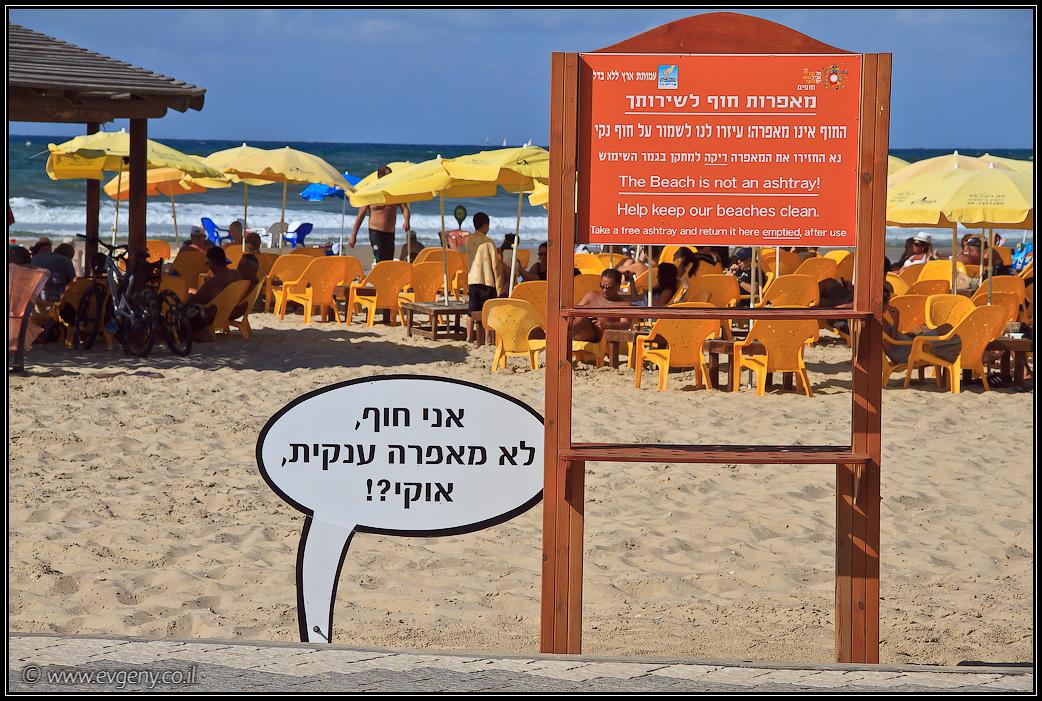 Израиль, Тель Авив, חוף מציצים