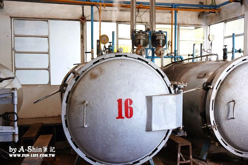宜蘭觀光工廠:東和食品工廠11