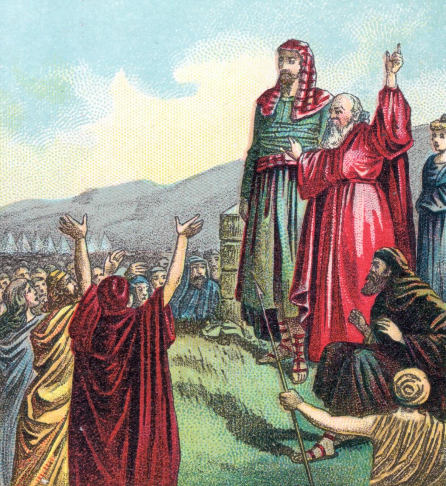 Bible Stories King Saul Bible Vector
