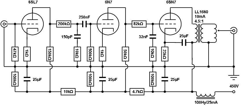 VinylSavor: The Octal Preamplifier Mk1