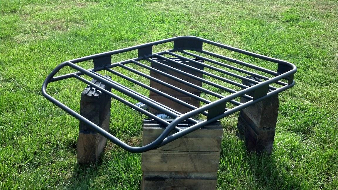 Homemade Truck Rack Plans
