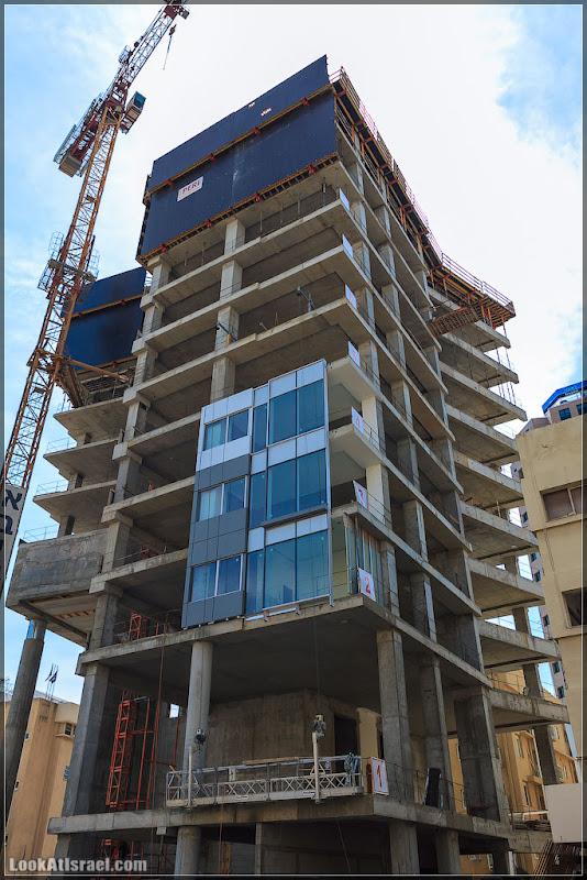Тель Авивские небоскребы / מגדל אביב רוטשילד סנטר