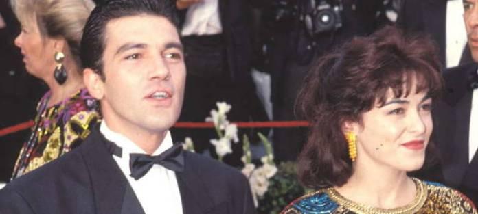 Antonio Banderas se casó por primera vez con Ana Leza