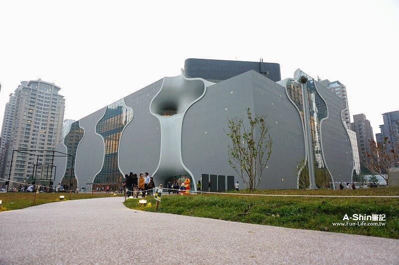 台中國家歌劇院1