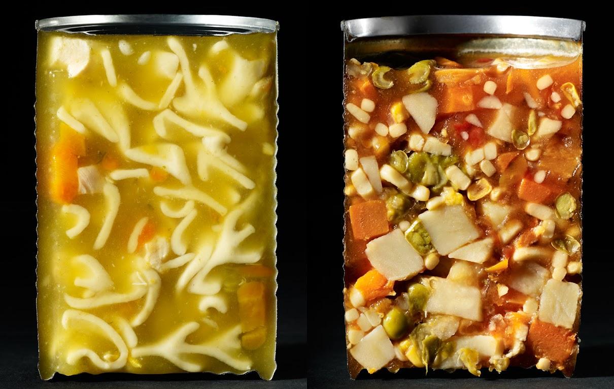 *Cut Food橫切食物:藝術家Beth Galton趣味創意藝術攝影! 4