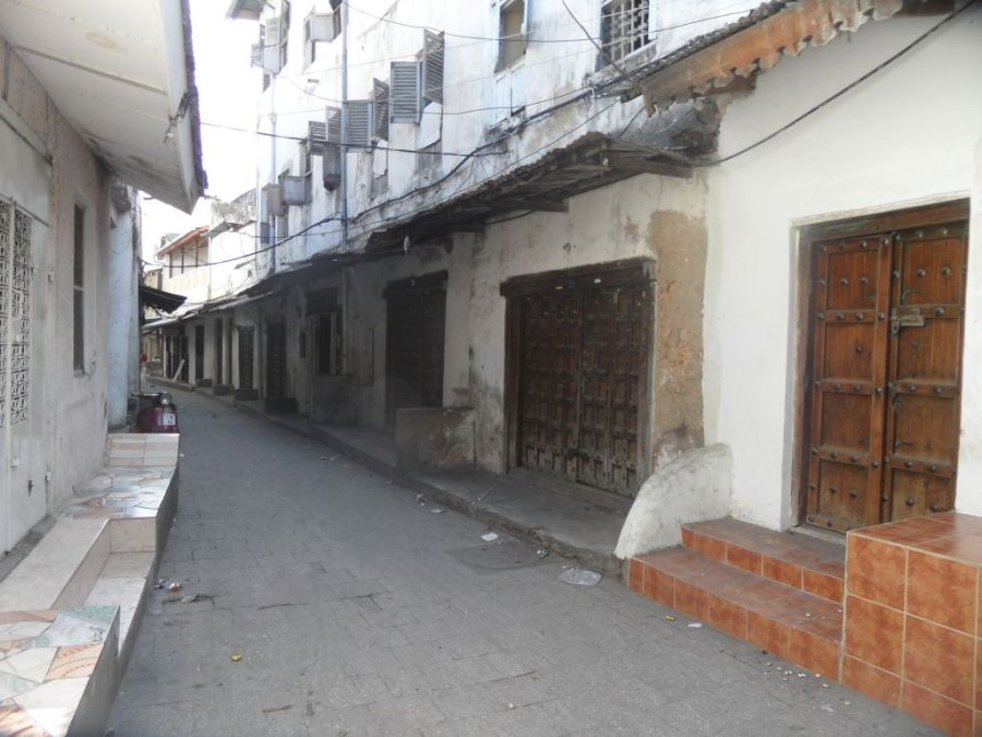 Stone Town sokakları
