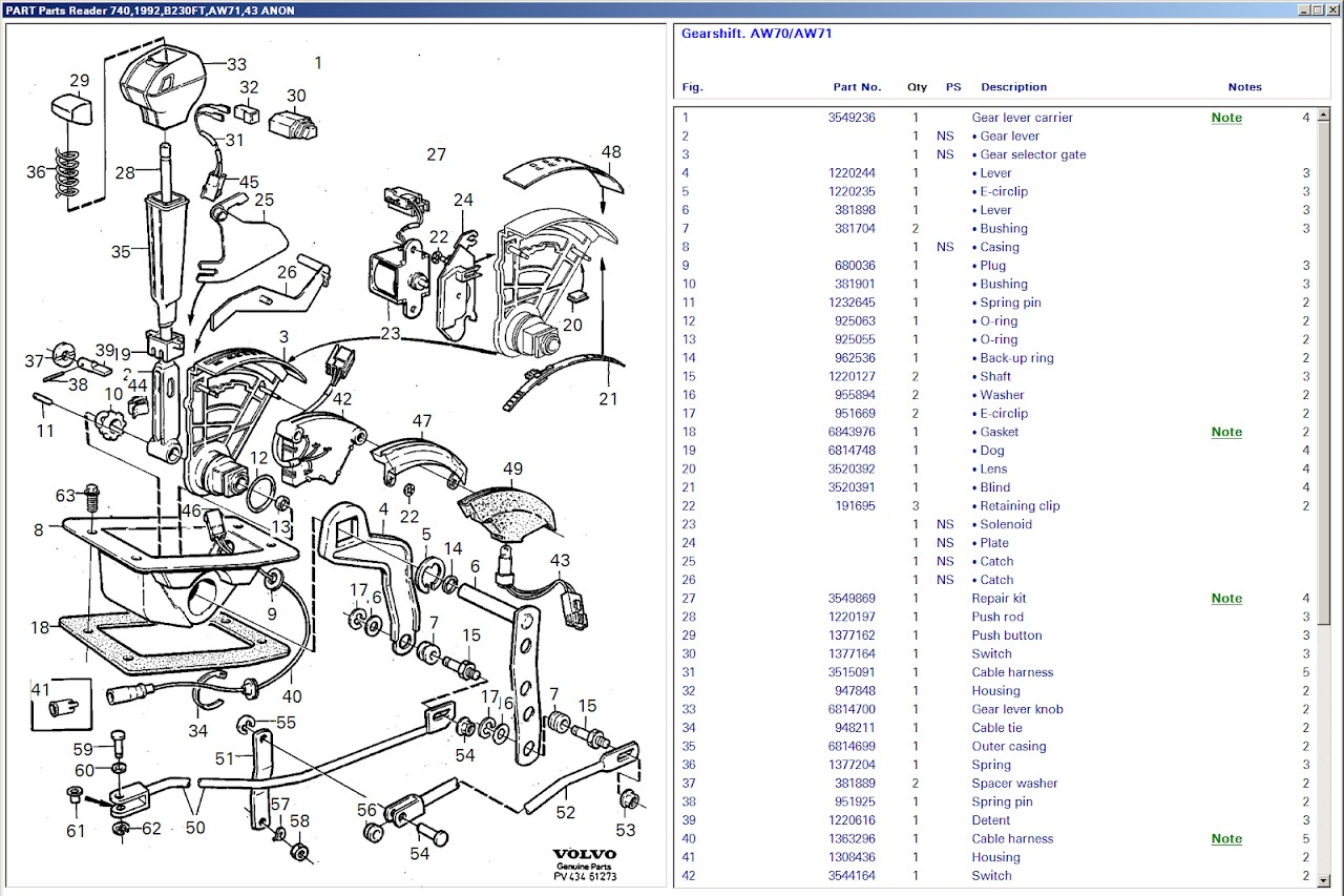 1987 volvo 240 radio wiring diagram 4 wire ac motor 740 29 images