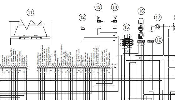 Dynojet Quick Shifter Wiring Diagram : 36 Wiring Diagram