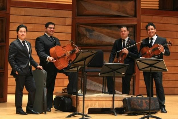Simón Bolívar String Quartet