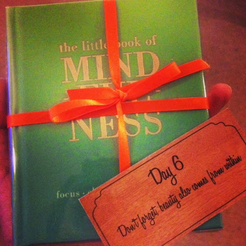 A gift wrapped Book of Mindfulness