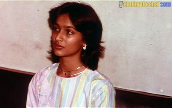 Madhu Sapre (Childhood and Miss India, Miss Universe pageant photos)