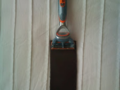 leather shaver cleaner