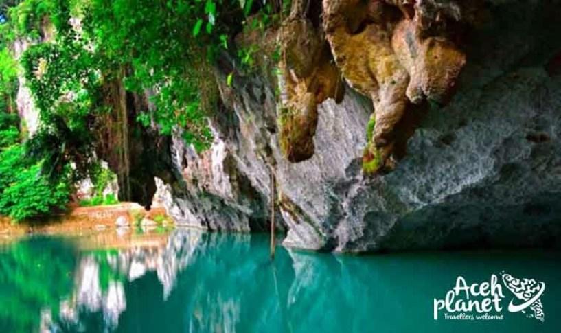 Pucok Krung Lhoknga, Green Canyon ala Aceh Besar