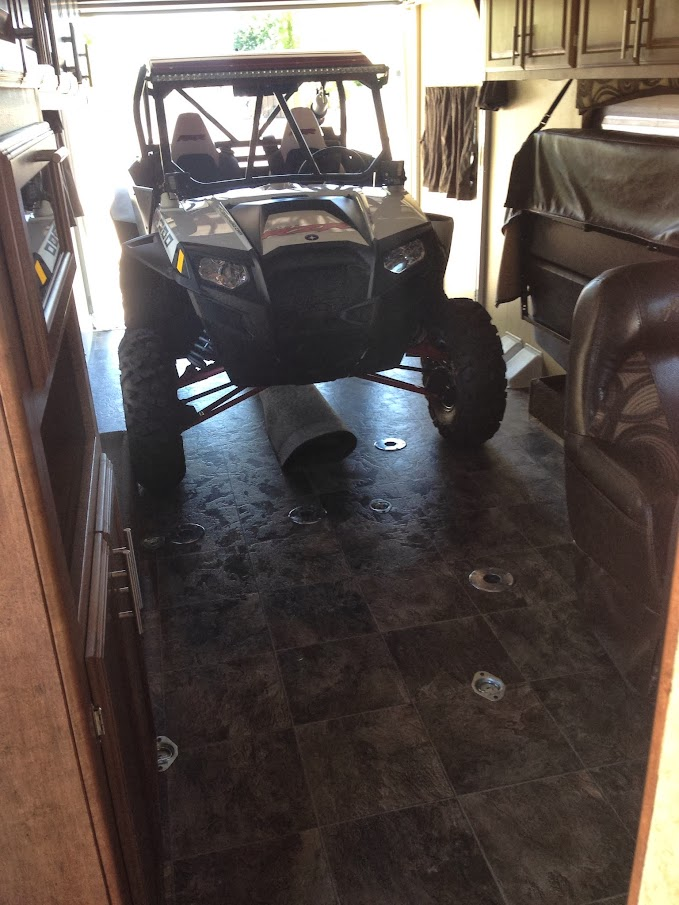 cool chairs for sale 24 inch chair 2013 eclipse attitude 32ibg toy hauler - polaris rzr forum forums.net