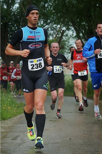 Dwars door de Zilten 2013 - 14 km - Sammy Verbeke