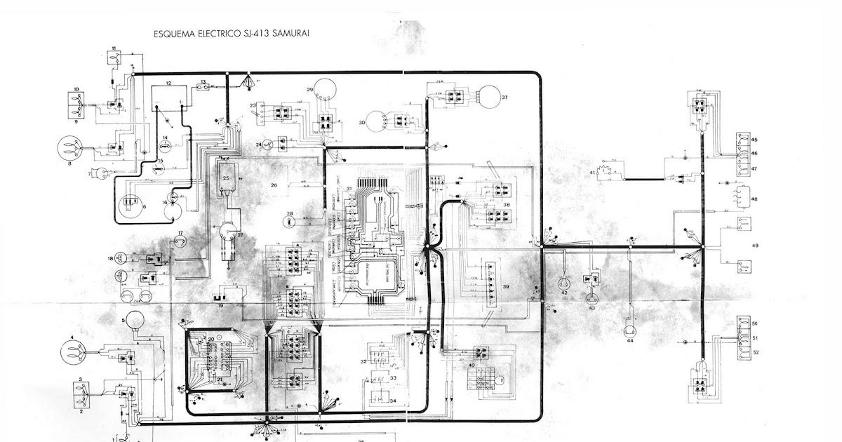 suzuki lj80 wiring diagram