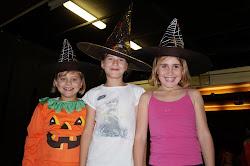 Halloween Zumba bij Paso Dance