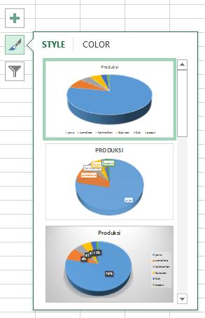 Cara Membuat Chart Di Excel 2013 : membuat, chart, excel, Tutorial], Membuat, Grafik, Chart), Menggunakan, Microsoft, Excel