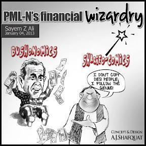 PML-N's Wizardry