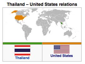 Thailand - United States Relations