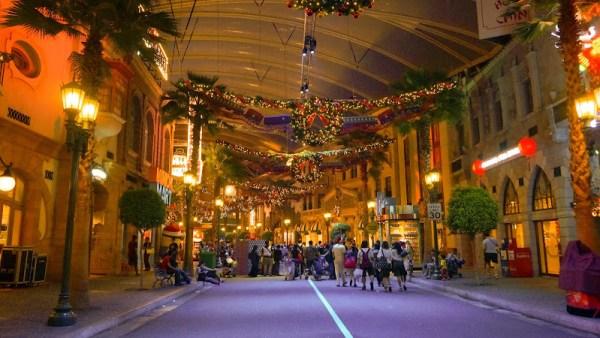 Main Street Singapore Universal Studios 新加坡環球影城