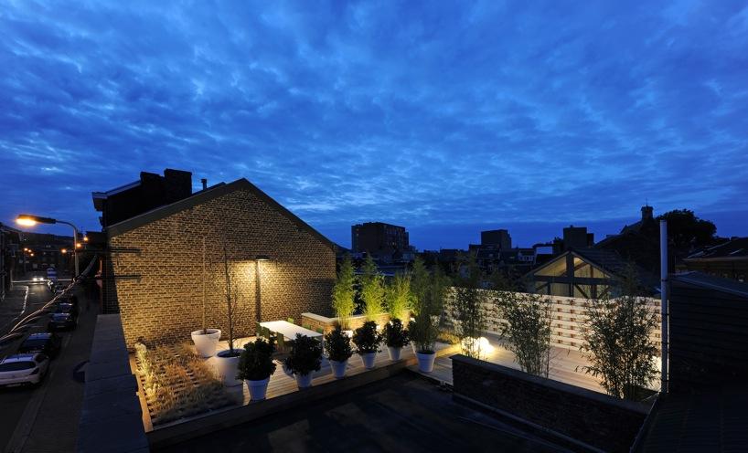 *比利時Liège的時空閣樓:Daniel Dethier柔美的衝突設計! 10