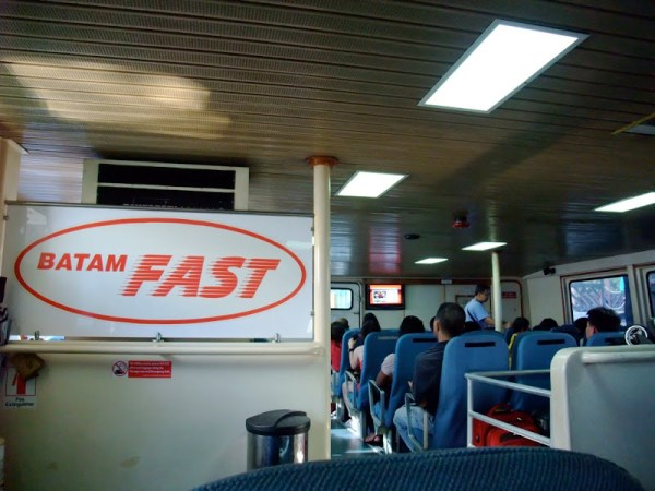 Singapore Batam Fast