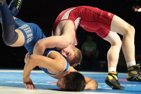 Junior Greco-Roman National Championships