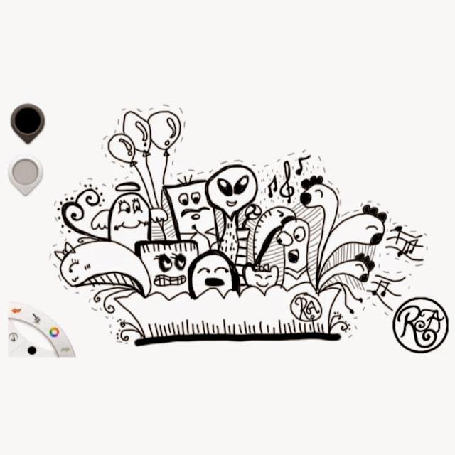 Art-Core: Digital (failure) doodle