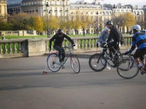 Diaporama - La rue, berceau de sports méconnus