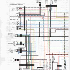 2008 Yamaha R6 Wiring Diagram Basic Thermostat Electronics - V-star 1100 Wiki Knowledge Base