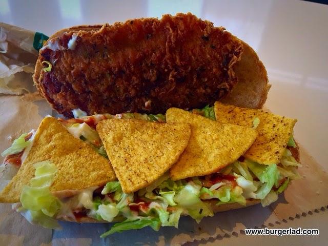McDonald's Nacho Chicken Fiesta